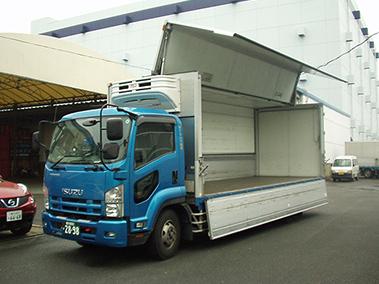 中型車(7t積載車)