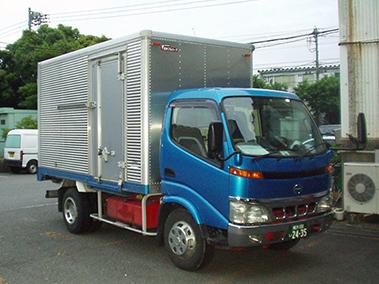 普通車(3t・4t)